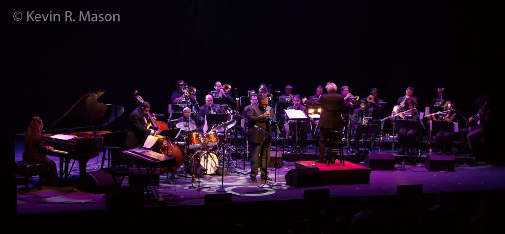 Wallace Roney and his Orchestra wow in tribute to Wayne Shorter