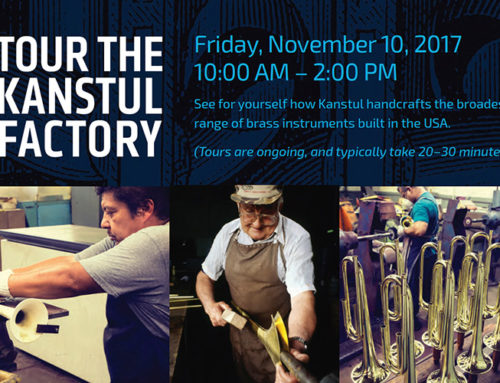 Join us at our factory open house on Friday, November 10!